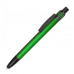 Długopis z rysikiem Tampa, zielony