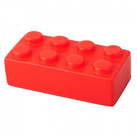 Antystres Block, czerwony