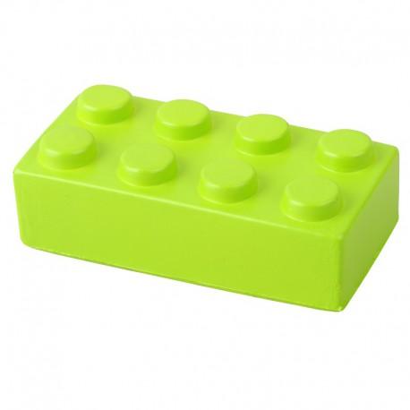 Antystres Block, zielony