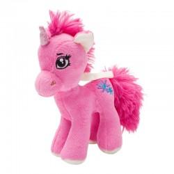 Maskotka Unicorn, różowy