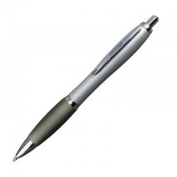 Długopis San Jose, szary/srebrny