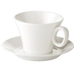 Filiżanka do herbaty z talerzykiem ALLEGRO 250ml