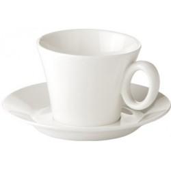 Filiżanka do cappuccino z talerzykiem ALLEGRO 200ml