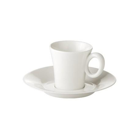 Filiżanka do espresso z talerzykiem ALLEGRO 80ml