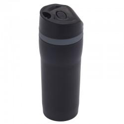 Kubek izotermiczny Winnipeg 350 ml, czarny