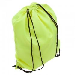 Plecak promocyjny, żółty
