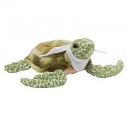 Maskotka Turtle, zielony
