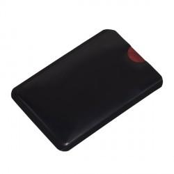 Etui na kartę zbliżeniową RFID Shield, czarny