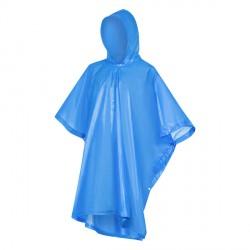 Peleryna przeciwdeszczowa dla dorosłych Rainfree, niebieski