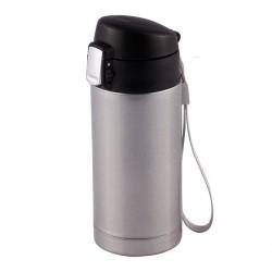 Kubek izotermiczny Petite 200 ml, srebrny