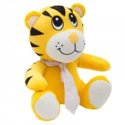 Maskotka Tiger, żółty
