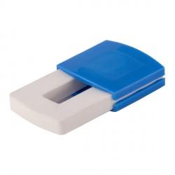 Gumka do zmazywania Slide, niebieski