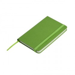 Notatnik 80x127/80k kratka Salamanka, zielony