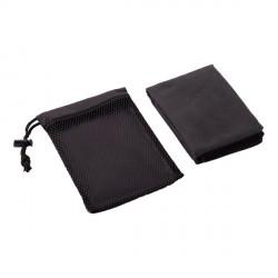 Ręcznik sportowy Frisky, czarny