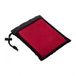 Ręcznik sportowy Frisky, czerwony