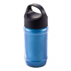 Ręcznik chłodzący w butelce Feel cool, niebieski