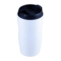 Kubek izotermiczny Tromso 250 ml, biały