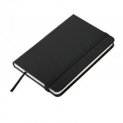 Notatnik 90x140/80k kratka Zamora, czarny