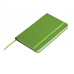 Notatnik 130x210/80k kratka Asturias, zielony
