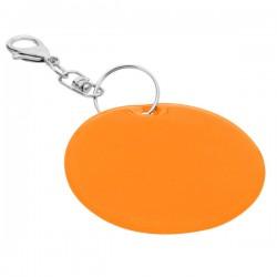 Brelok odblaskowy Reflect, pomarańczowy - druga jakość