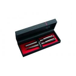 Zestaw piśmienny długopis i pióro kulkowe MARIGNY Pierre Cardin