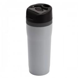 Kubek izotermiczny Winnipeg 350 ml, szary/czarny