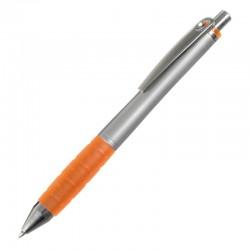 Długopis Argenteo, pomarańczowy/srebrny