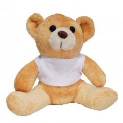 Maskotka Funny Bear, ecru