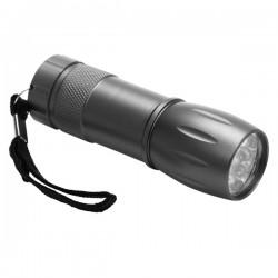 Latarka Spark LED, szary