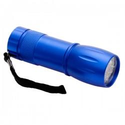 Latarka Spark LED, niebieski