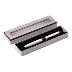 Długopis Tondela w pudełku, biały