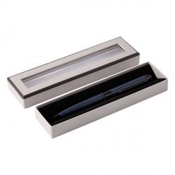 Długopis Tondela w pudełku, granatowy