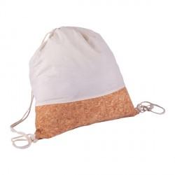 Plecak korkowy Alfena, beżowy