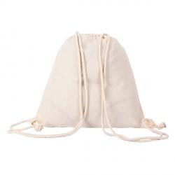 Plecak bawełniany Vojens, beżowy