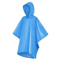 Peleryna przeciwdeszczowa dla dzieci Rainbeater, niebieski
