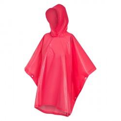 Peleryna przeciwdeszczowa dla dzieci Rainbeater, czerwony