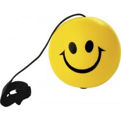 Antystres jo-jo Happy, żółty