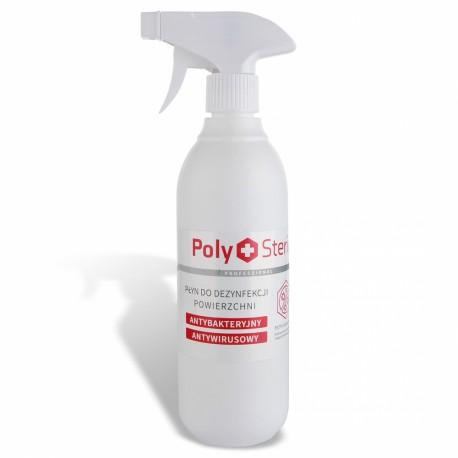 Płyn do dezynfekcji powierzchni PolySteril 500ml