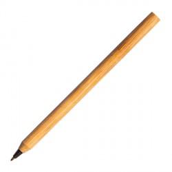 Długopis bambusowy Chavez, czarny