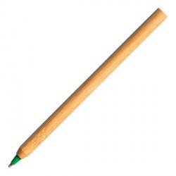 Długopis bambusowy Chavez, zielony