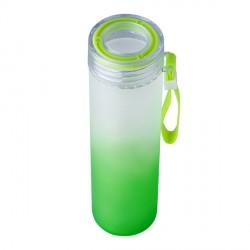 Butelka szklana Invigorate 400 ml, zielony