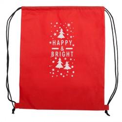 Plecak Happy&Bright, czerwony