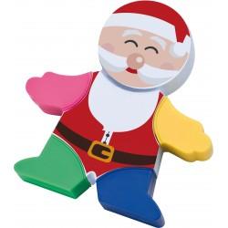 Zakreślacz - Mikołaj - 4 kolory