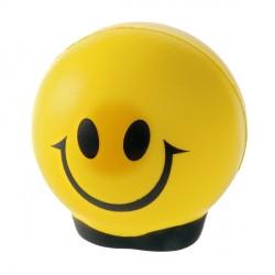 Antystres Happy, żółty/czarny - druga jakość