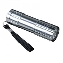 Latarka LED Jewel, grafitowy - druga jakość