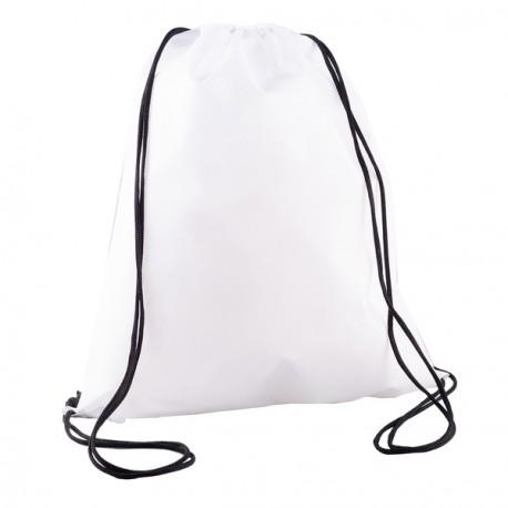 Plecak promocyjny New Way, biały - druga jakość