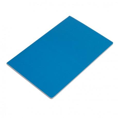 Notatnik 140x210/40k gładki Fundamental, niebieski - druga jakość