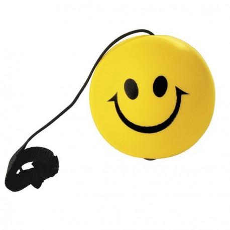 Antystres jo-jo Happy, żółty - druga jakość