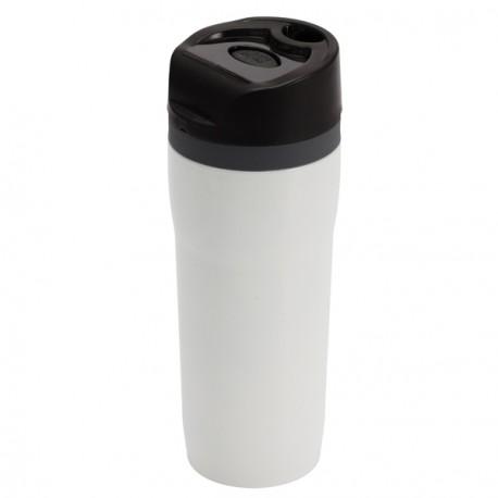 Kubek izotermiczny Winnipeg 350 ml, biały - druga jakość