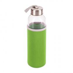 Szklana butelka Vim 500 ml, jasnozielony - druga jakość